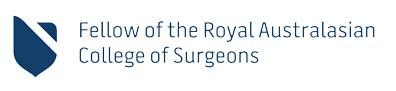 the Royal Australiasian College of Surgeons